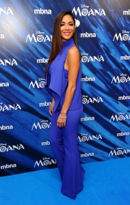 Nicole Scherzinger Moana UK Gala Screening London Premiere