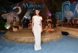 Nicole Scherzinger Moana World Premeiere Hollywood