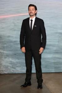 Diego Luna Rogue One: A Star Wars Story London Film Premiere Special Screening