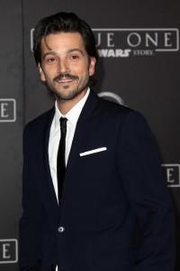 Diego Luna Rogue One: A Star Wars Story World Premiere