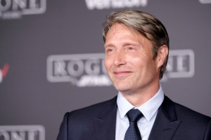 Mads Mikkelsen Rogue One: A Star Wars Story World Premiere