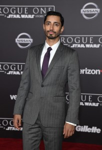 Riz Ahmed Rogue One: A Star Wars Story World Premiere