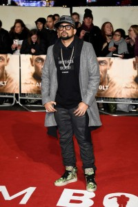 Sean Paul I Am Bolt World Premiere London Leicester Square