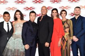 Cast of xXx: Return of Xander Cage European Film Premiere London