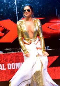 Deepika Padukone xXx: Return of Xander Cage Mumbai Film Premiere India