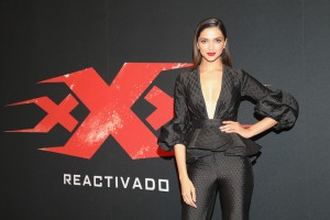 Deepika Padukone xXx: Return of Xander Cage World Premiere Mexico City