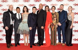 DJ Caruso and Cast of xXx: Return of Xander Cage
