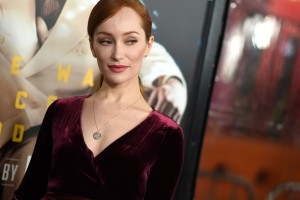 Lotte Verbeek Warner Bros Live By Night Hollywood Premiere Los Angeles