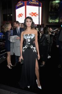 Nina Dobrev xXx: Return of Xander Cage Los Angeles Film Premiere Hollywood