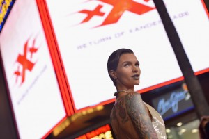 Ruby Rose xXx: Return of Xander Cage Los Angeles Film Premiere Hollywood