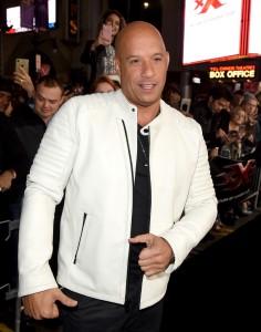 Vin Diesel xXx: Return of Xander Cage Los Angeles Film Premiere Hollywood