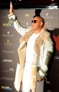 Vin Diesel xXx: Return of Xander Cage Mumbai Film Premiere India
