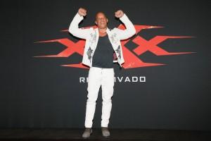 Vin Diesel xXx: Return of Xander Cage World Premiere Mexico City
