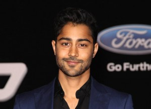 Actor, Manish Dayal