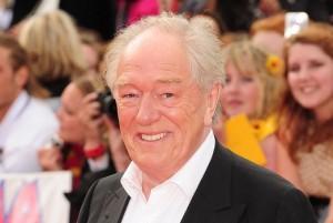 Actor, Michael Gambon