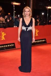 Gillian Anderson Viceroy's House Berlin International Film Festival Premiere