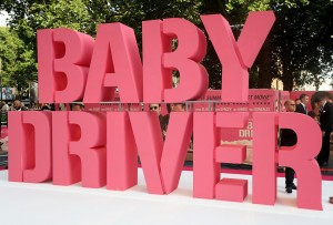 Baby Driver European Premiere Leicester Square London