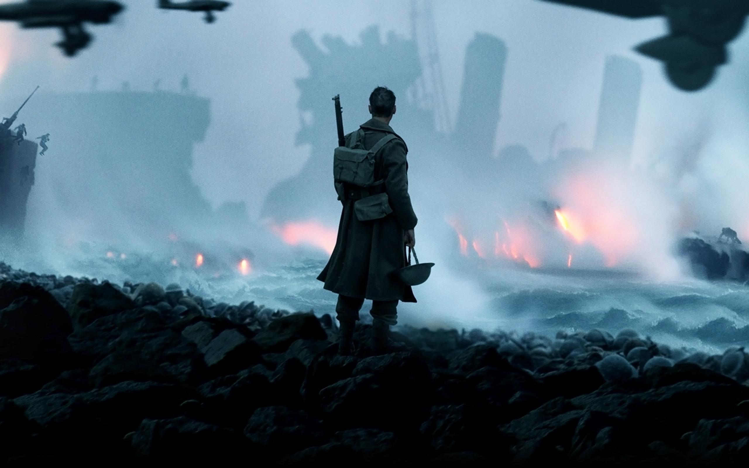 Dunkirk Official Movie Wallpaper