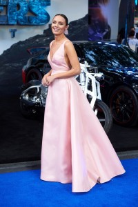 Laura Haddock Transformers: The Last Knight Global Premiere London Leicester Square