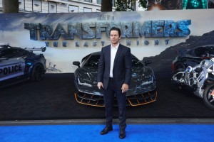 Mark Wahlberg Transformers: The Last Knight Global Premiere London Leicester Square