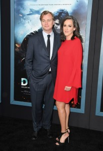 Christopher Nolan and Emma Thomas Dunkirk New York City Premiere