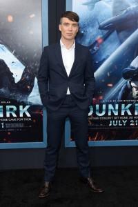 Cillian Murphy Dunkirk New York City Premiere