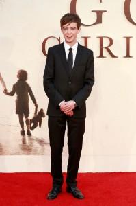 Alex Lawther Goodbye Christopher Robin World Premiere London