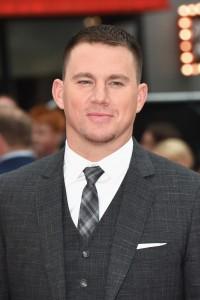Channing Tatum Logan Lucky UK Premiere London