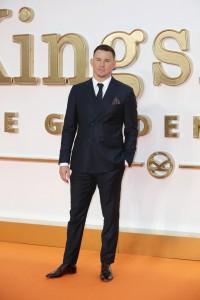 Channing Tatum Kingsman: The Golden Circle World Premiere London Leicester Square