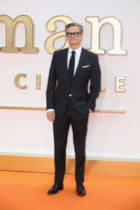 Colin Firth Kingsman: The Golden Circle World Premiere London Leicester Square