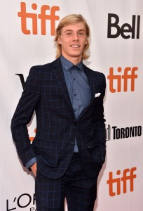 Dennis Shapovalov Borg vs McEnroe Premiere 2017 Toronto International Film Festival