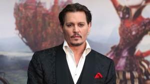 Actor, Johnny Depp