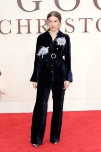 Kelly Macdonald Goodbye Christopher Robin World Premiere London