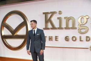 Taron Egerton Kingsman: The Golden Circle World Premiere London Leicester Square