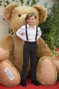 Will Tilston Goodbye Christopher Robin World Premiere London