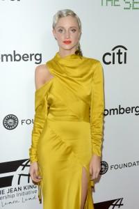 Andrea Riseborough Battle of the Sexes New York Premiere