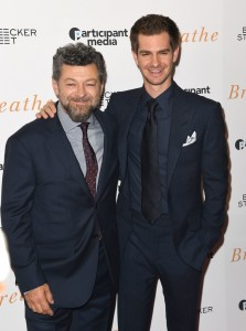 Andy Serkis and Andrew Garfield Breathe New York Special Screening