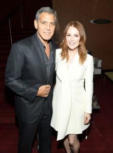 George Clooney and Julianne Moore Suburbicon 2017 Toronto International Film Festival Premiere