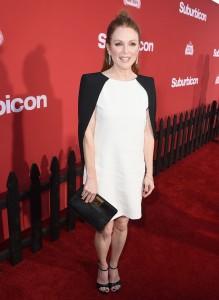 Julianne MooreSuburbicon Los Angeles Premiere