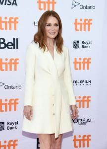 Julianne Moore Suburbicon 2017 Toronto International Film Festival Premiere