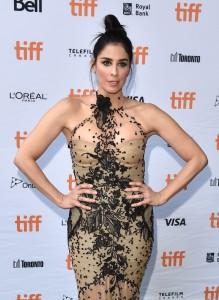 Sarah Silverman Battle of the Sexes Premiere 2017 Toronto International Film Festival