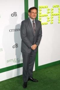 Steve CarellBattle of the Sexes Los Angeles Premiere
