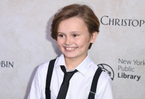 Will Tilston Goodbye Christopher Robin New York City Special Screening