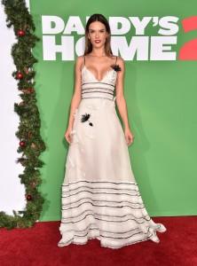 Alessandra Ambrosio Daddy's Home 2 Los Angeles Premiere