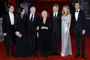 Cast and Director Murder on the Orient Express London Premiere Murder on the Orient Express World Premiere London