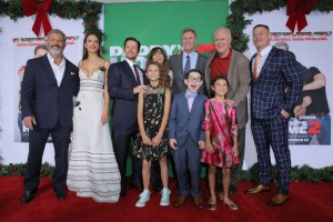 Cast of Daddy's Home 2 Los Angeles Premiere