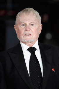 Derek Jacobi Murder on the Orient Express World Premiere London