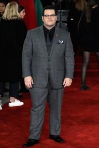 Josh Gad Murder on the Orient Express World Premiere London