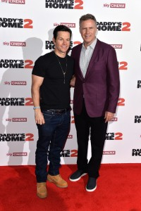 Mark Wahlberg and Will Ferrell Daddy's Home 2 London Premiere