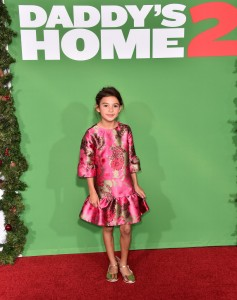 Scarlett Estevez Daddy's Home 2 Los Angeles Premiere